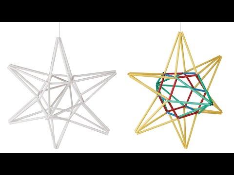 Himmeli Star Mobile - Project #71