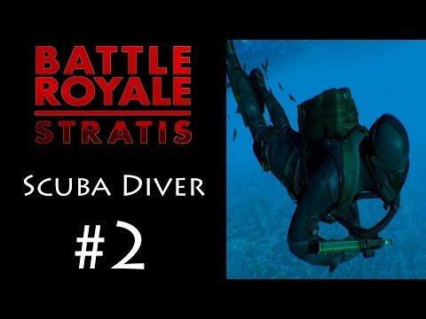 """ArmA 3 - Battle Royale: Ep.2 - """"The Scuba Diver"""""""