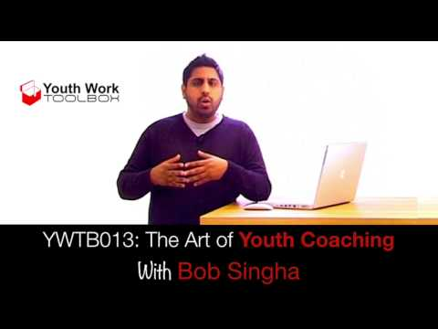YOUTH WORK, COACHING & MENTORING: WHAT'S THE DIFFERENCE?