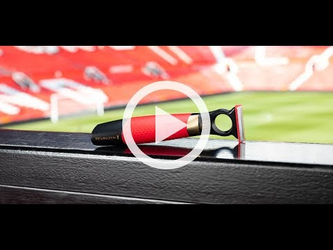 Remington Durablade Manchester United Edition MB055 - Remington Europe