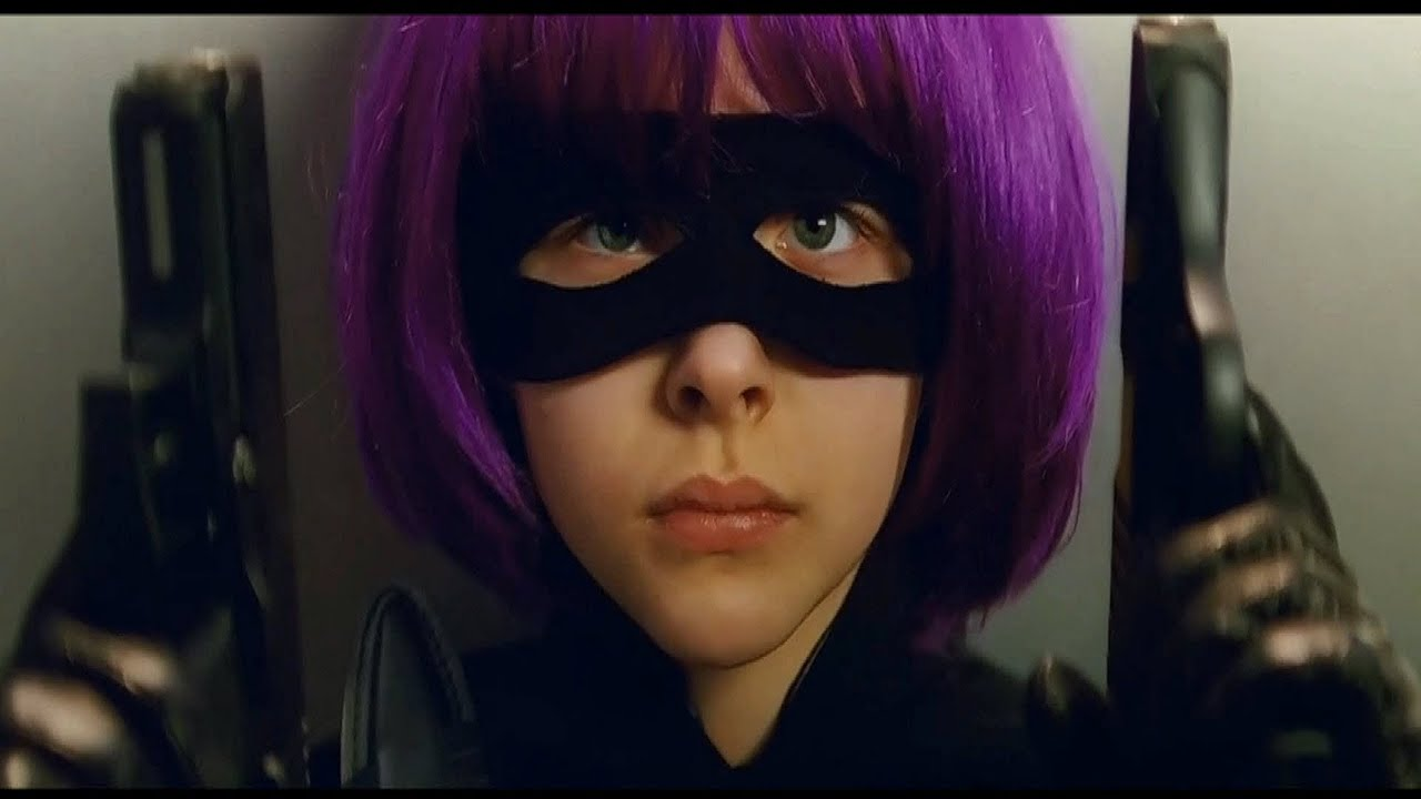Better, Hit girl kick ass can