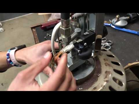 Thermo Couple Tilt Switch Test