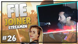 FIE LAURSEN GIVES IHSAN A SHOCK ON STREAM! -Dansk Fortnite #26