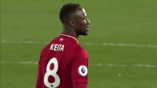 Naby's Most Complete Performance So Far • 2018/19