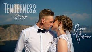 Нежность Димы и Марины (свадебный клип)