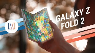 Samsung Galaxy Z Fold 2 Review: Ahead of Its Time!