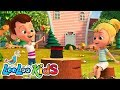 One Potato, Two Potatoes -  LooLoo Kids Nursery Rhymes and Children`s Songs