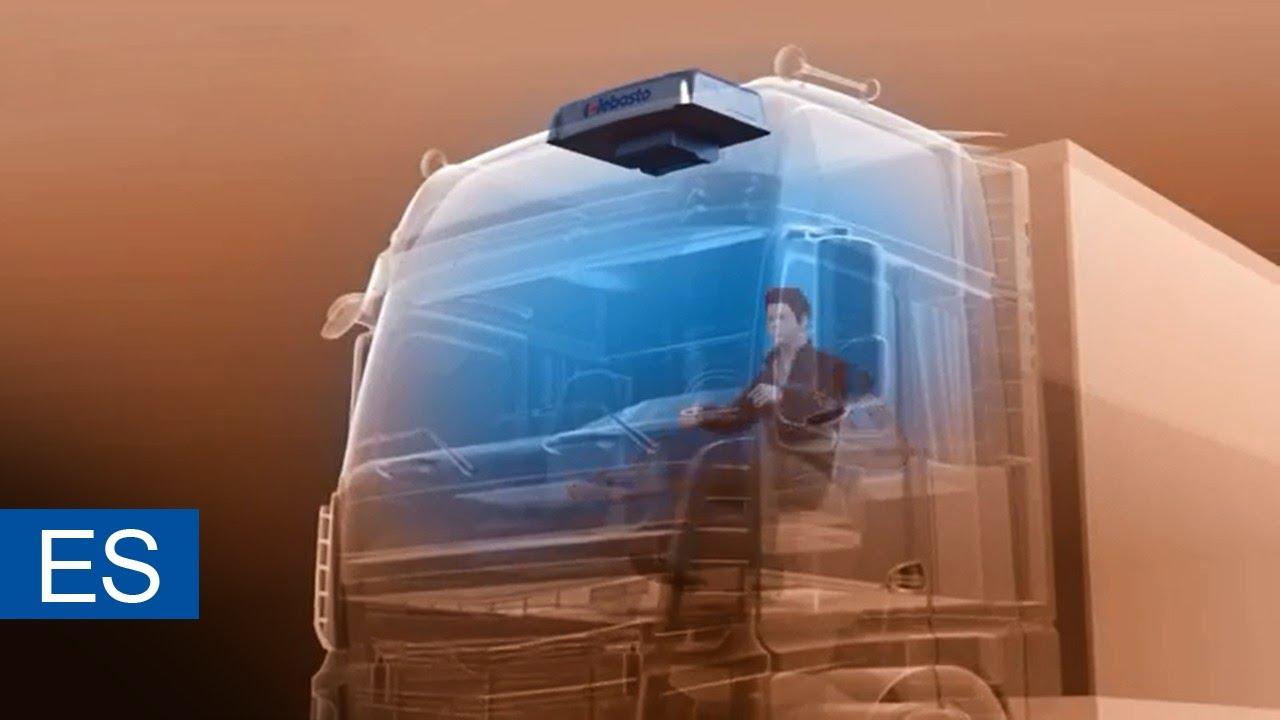 Webasto cool top vario aire acondicionado aut nomo para for Aire acondicionado autocaravana 12v