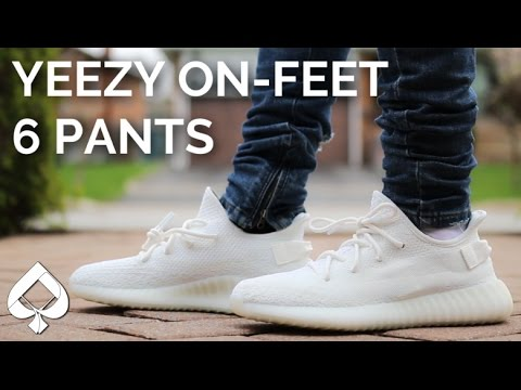 Adidas Yeezy Boost 350 V2 Cream Each have receipt from