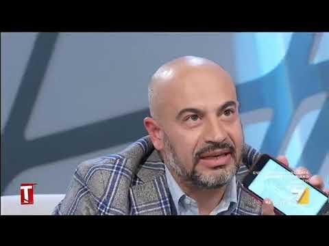 Gianluigi Paragone: 'Sono anti-europeista, Gualtieri ha scritto il MES, nel programma M5S c'è ...
