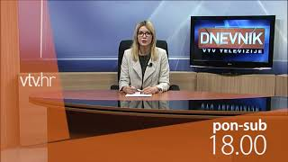 VTV Dnevnik najava 04. siječanj 2019.