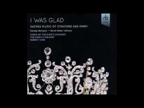 Parry : I was glad (1911 version)