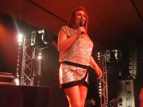Helena Paparizou - Mambo/Follow me/Die for you ( Amiralen/ Wonk - 10.5.14)