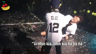 (EXO) Chuyện tình Chanyeol& D.O và con sâu róm