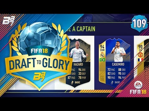 BACK TO BUSINESS!   FIFA 18 DRAFT TO GLORY #109