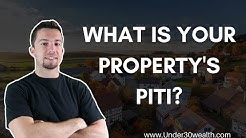 Real Estate Mortgage PITI Explained (Principal, Interest, Property Taxes, Insurance)