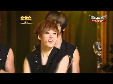 U-Kiss Kevin & Dongho Kara Step Dance
