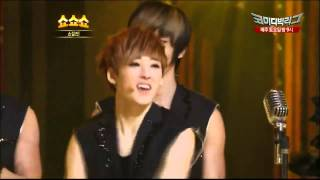 U-Kiss Kevin & Dongho Kara Step Dance