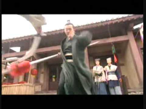 Wu Yue...Spearwork