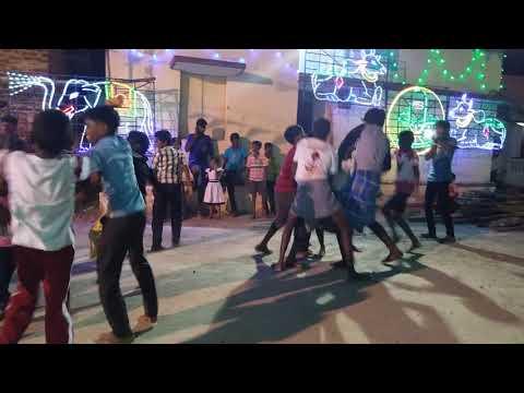Pongal Celebrity At Palayapatty... Pasumpon Makkal