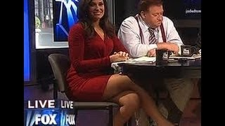 Kimberly Guilfoyle Legs Distract Ana Kasparian