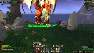 WoW Cataclysm - Warm Welcome