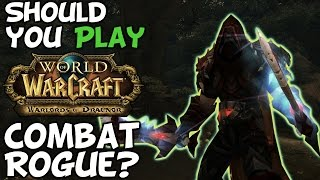 Should You Play A Combat Rogue In Warlords Of Draenor?