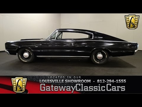 1967 Dodge Charger - Louisville Showroom - Stock # 1514
