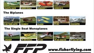Fisher Flying Products Brampton Ontario.