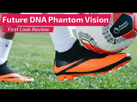Nike Hypervenom 1 Re-imagined | Future DNA Phantom Vision First Look Review