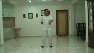 Huang Sheng Shyan's fundamental Tai Chi exercises - Part 2