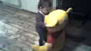 daniel alexander danser med ole brumm