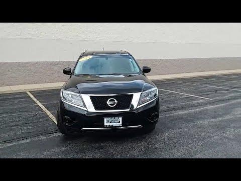 2014 Nissan Pathfinder Niles, Skokie, Chicago, Evanston, Park Ridge, IL 26087A