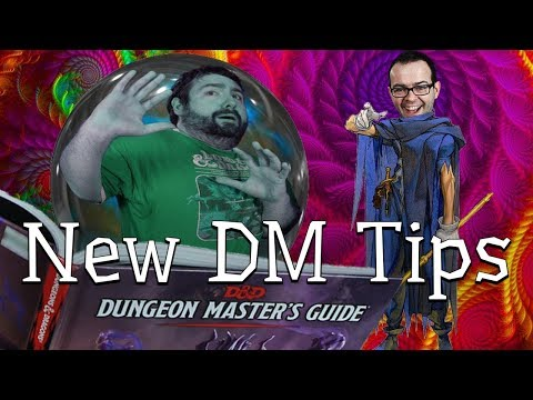 New DM Tips: Session 0, First Adventure, Burnout & Focusing on Fun Web DM Dungeons & Dragons