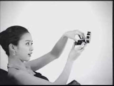 Kim Tae Hee Ohui Powder Cf Youtube