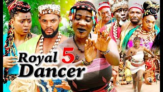 THE ROYAL DANCER 5 by MERCY JOHNSON, REGINA DANIELS AND STEPHEN ODIMGBE - NIGERIAN 2021 LATEST MOVIE