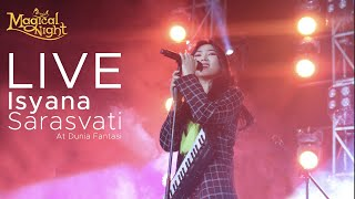Live Performance Isyana Sarasvati at Dufan