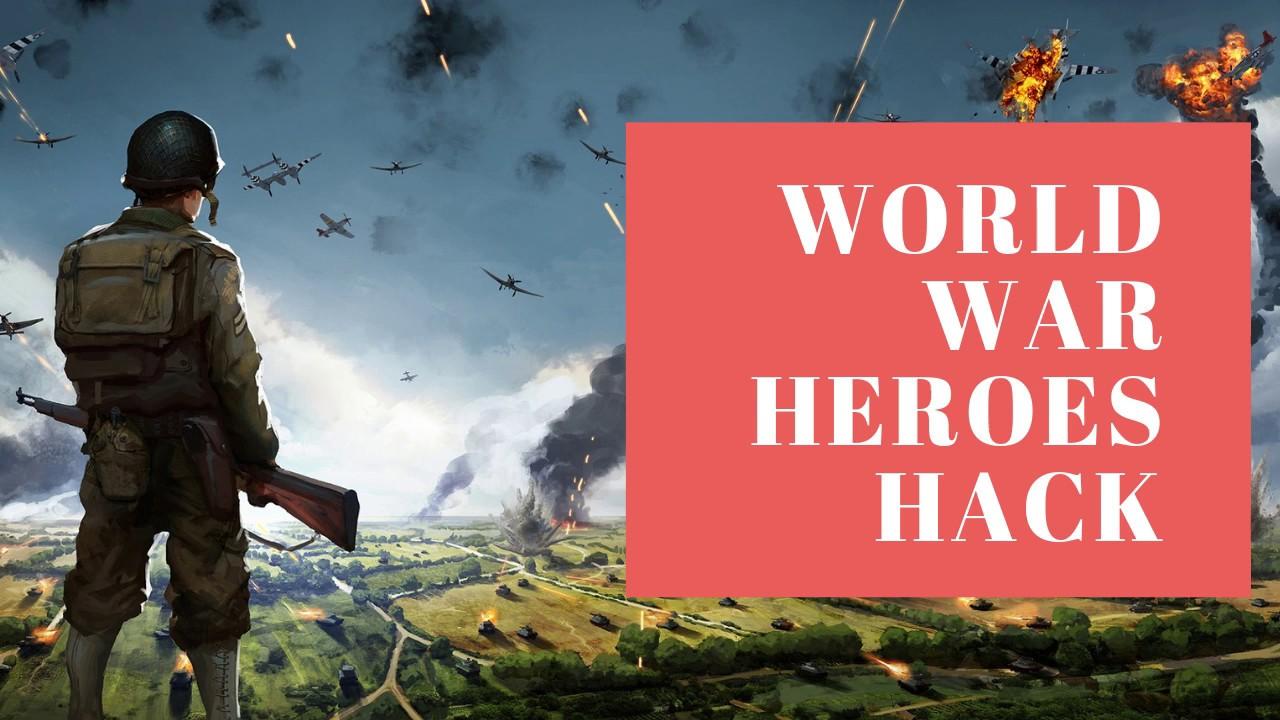world war heroes hack apk gold