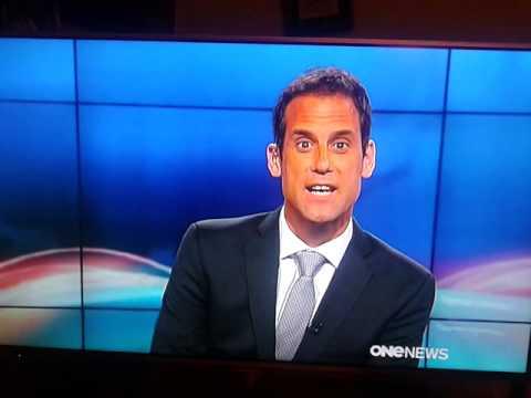 TVNZ: Greg Boyd amused by Nigella Lawson's suspected drug taking!