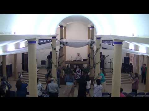 The Anusim Seminar w/ Dr. Dell F. Sanchez at Congregation Brit Chadashah Part 4  12/13/14