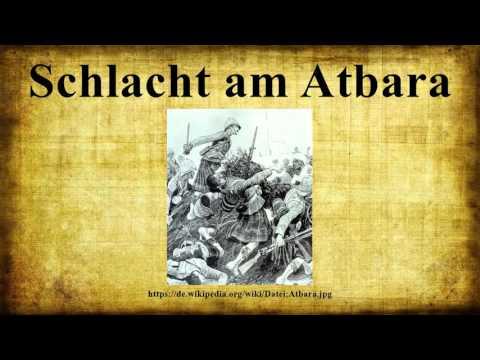 Schlacht am Atbara