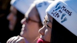 President Trump makes history at 45th March for Life