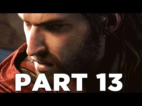 ASSASSIN'S CREED ODYSSEY Walkthrough Gameplay Part 13 - LAYLA HASSAN (AC Odyssey)