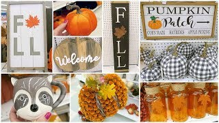 shop with me fall decor