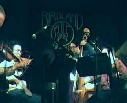 Hector Martignon plays Ravel at Birdland Jazz Club