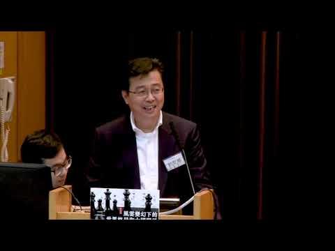 香港大學研究生會-金燦榮劉智鵬教授趣談中美關係和世界格局(上)