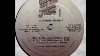 Old School Beats - Roxanne Shante - Bite This Thumbnail