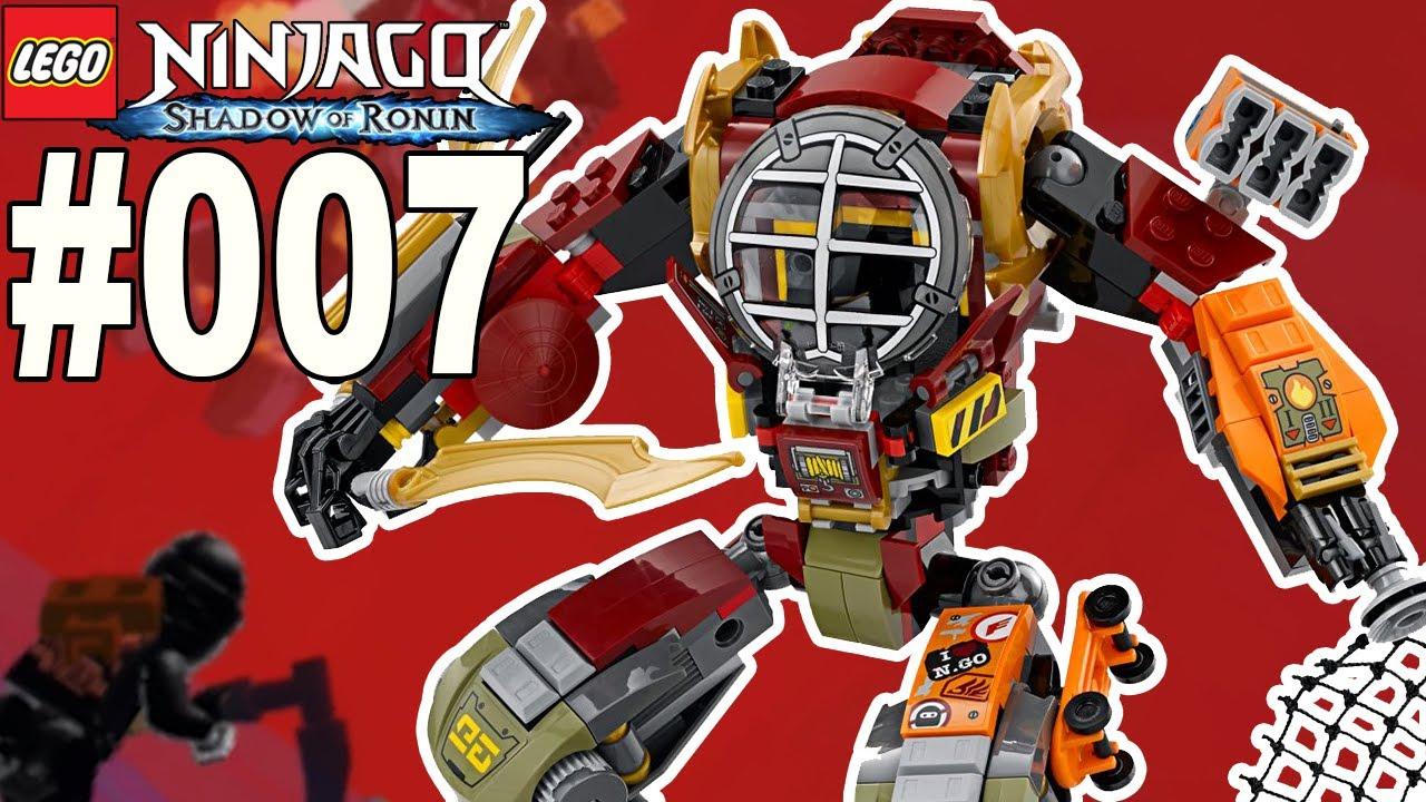 Lego Ninjago Schatten Des Ronin 007 Bosskampf Herz Des Vulkans