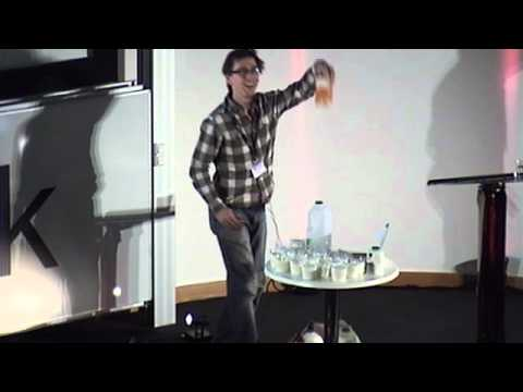 TEDxYORK - Daniel Bye - The Price of Everything