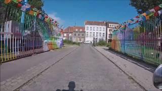 Balade à vélo Dunkerque 06 2017 De la Basse Ville à Malo les Bains